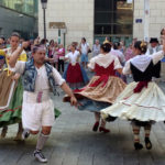 Danse traditionnelle de Valencia