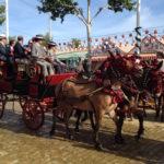 Feria de Sevilla - attelage