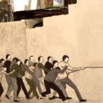 Valencia art on walls