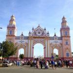 Sevilla Feria Entrada