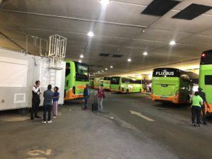 Flixbus à Paris